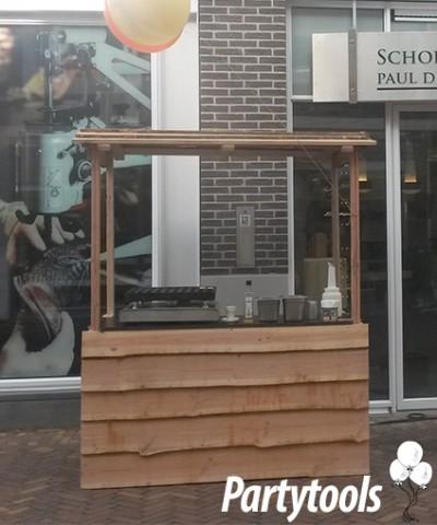 poffertjeskar huren in regio Amsterdam