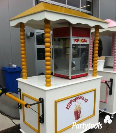 Popcornmachine huren in Amsterdam