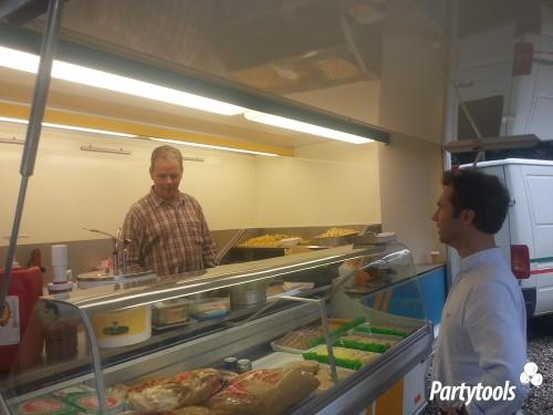 Snackkar huren in regio Amsterdam